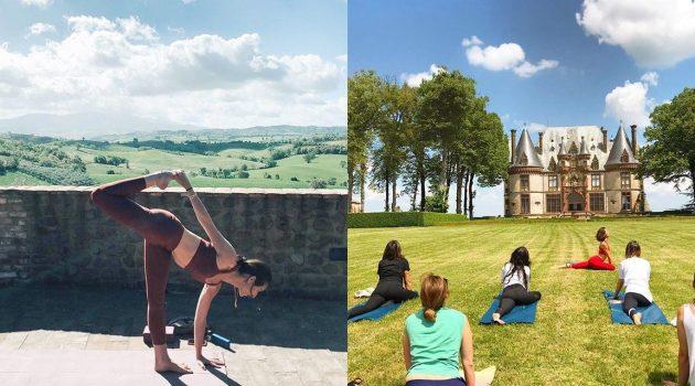 yoga viaggio