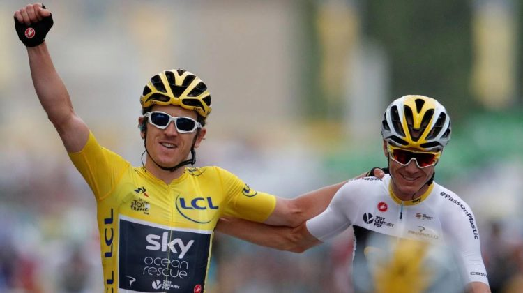 froome thomas ciclismo