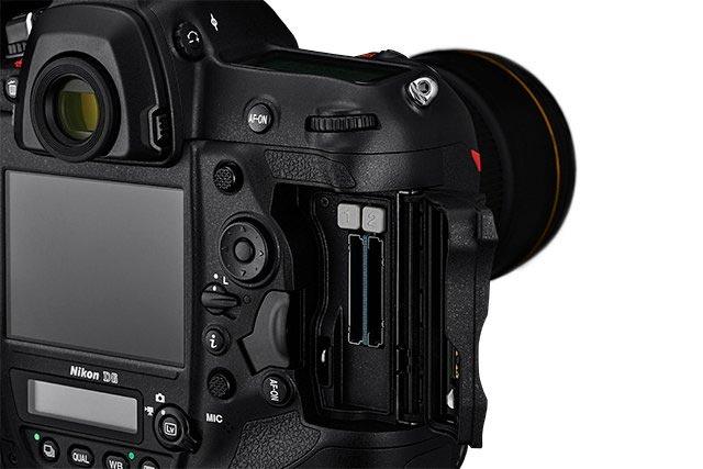 connettività Nikon D6